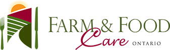 Farm and Food Care Ontario logo