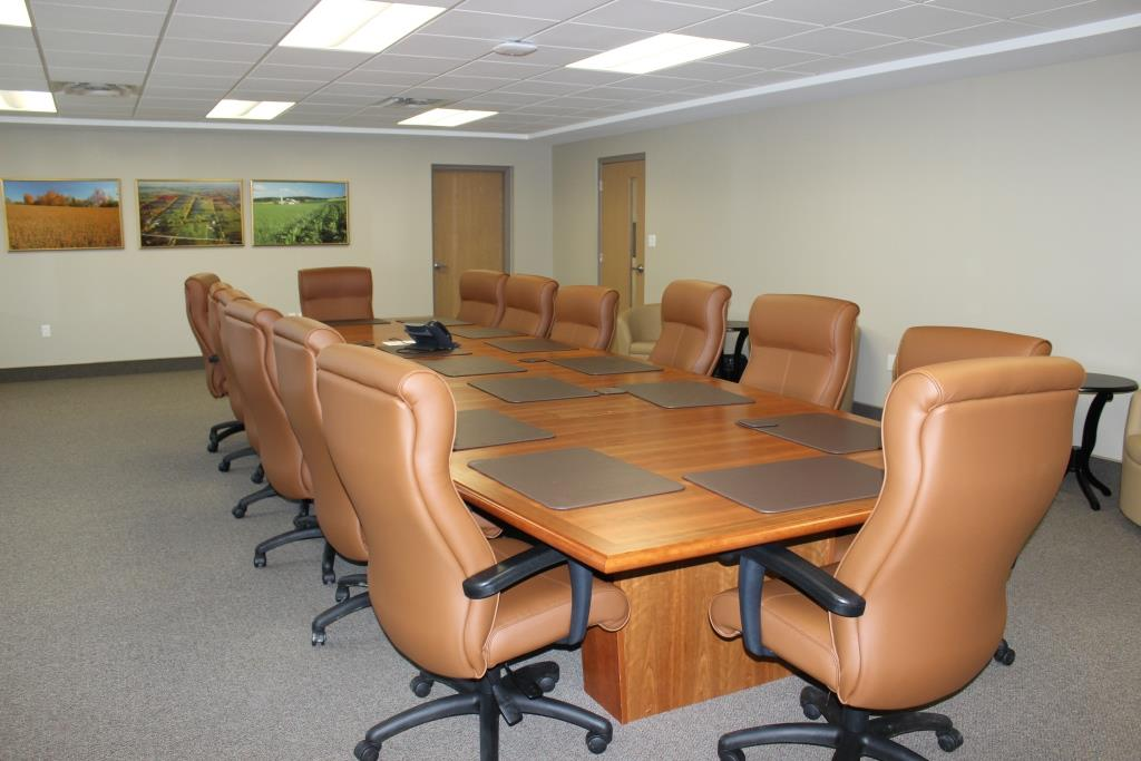 Photo of Boardroom Table and Chairs