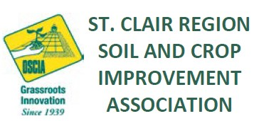 St. Clair Region Soil and Crop Improvement Association Logo